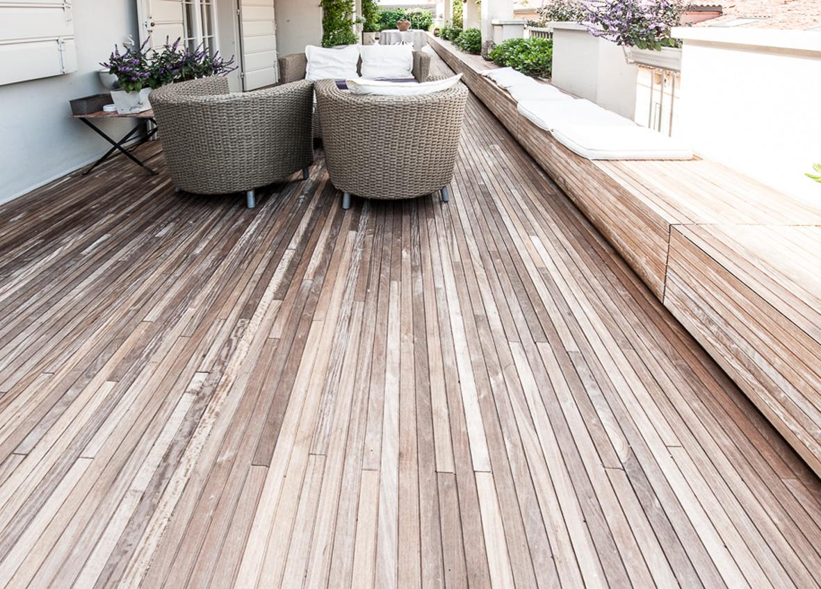Bulgarelli pavimenti in legno per esterno
