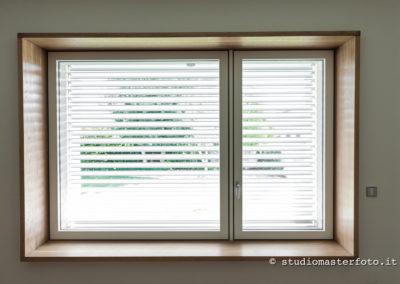 Boiserie finestra